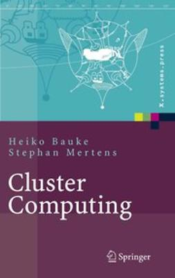Bauke, Heiko - Cluster Computing, ebook