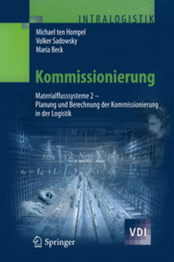 Hompel, Michael - Kommissionierung, ebook