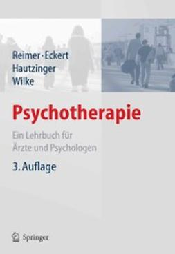 Reimer, Christian - Psychotherapie, ebook