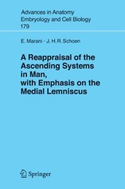 Marani, Enrico - A Reappraisal of the Ascending Systems in Man, with Emphasis on the Medial Lemniscus, ebook