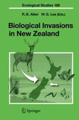 Allen, Robert B. - Biological Invasions in New Zealand, e-bok