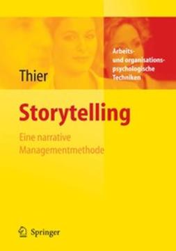 Thier, Karin - Storytelling, ebook