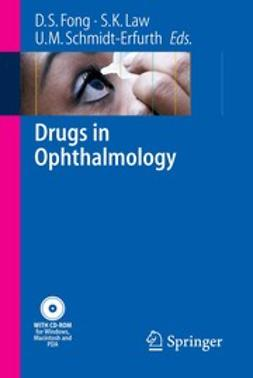 Fong, Donald S. - Drugs in Ophthalmology, e-bok