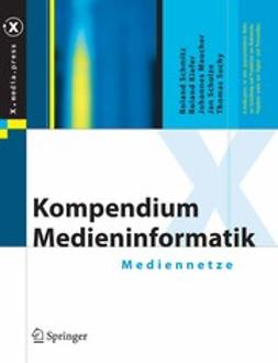 Kiefer, Roland - Kompendium Medieninformatik, ebook