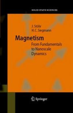 Siegmann, Hans Christoph - Magnetism, e-bok