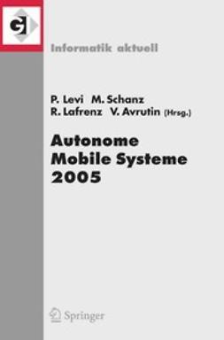 Avrutin, Viktor - Autonome Mobile Systeme 2005, ebook