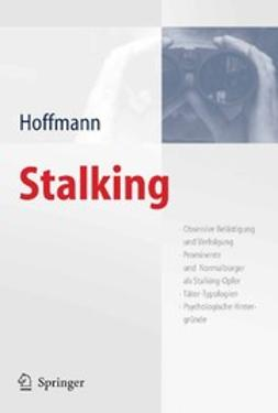 Hoffmann, Jens - Stalking, ebook