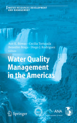 Biswas, Asit K. - Water Quality Management in the Americas, ebook
