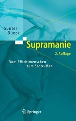 Dueck, Gunter - Supramanie, ebook