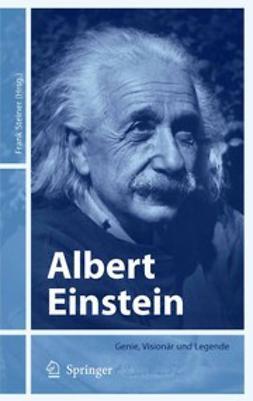 Steiner, Frank - Albert Einstein, ebook