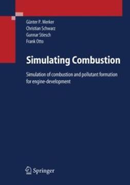 Merker, Günter P. - Simulating Combustion, ebook