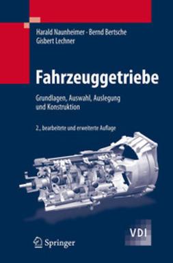 Bertsche, Bern - Fahrzeuggetriebe, ebook