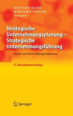 Hahn, Dietger - Strategische Unternehmungsplanung — Strategische Unternehmungsführung, ebook