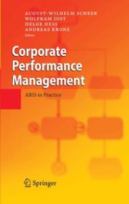 Heß, Helge - Corporate Performance Management, ebook