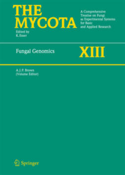 Brown, Alistair J.P. - Fungal Genomics, ebook