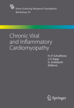 Grötzbach, G. - Chronic Viral and Inflammatory Cardiomyopathy, ebook
