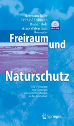 Baier, Hermann - Freiraum und Naturschutz, ebook