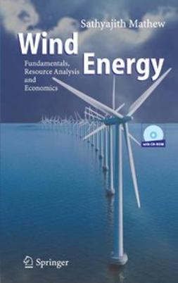 Mathew, Sathyajith - Wind Energy, ebook