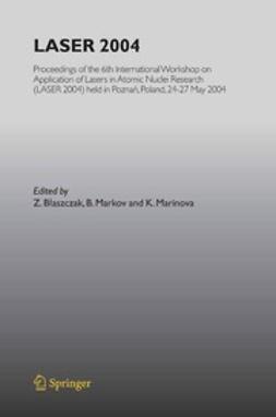 Błaszczak, Z. - Laser 2004, ebook