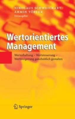 Schweickart, Nikolaus - Wertorientiertes Management, e-kirja