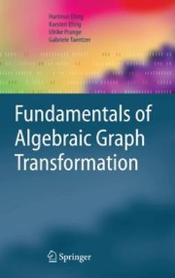 Ehrig, Hartmut - Fundamentals of Algebraic Graph Transformation, e-kirja