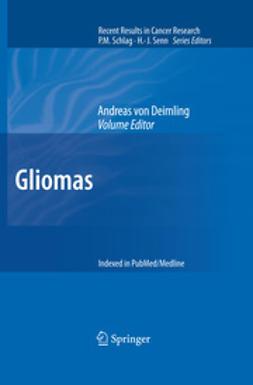 Deimling, Andreas - Gliomas, ebook