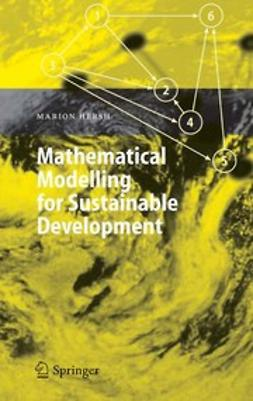 Hersh, Marion - Mathematical Modelling for Sustainable Development, e-bok