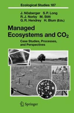 Blum, Herbert - Managed Ecosystems and CO2, ebook