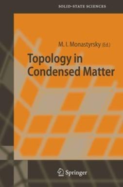 Monastyrsky, Michail Ilych - Topology in Condensed Matter, e-kirja
