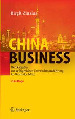 Zinzius, Birgit - China Business, ebook