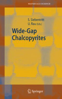 Rau, Uwe - Wide-Gap Chalcopyrites, ebook