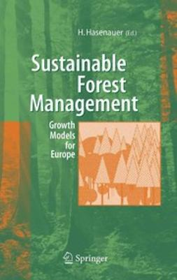 Hasenauer, Hubert - Sustainable Forest Management, ebook