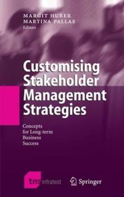 Customising Stakeholder Management Strategies