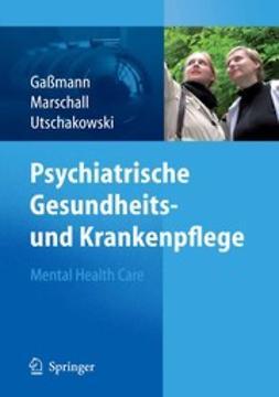 Gaßmann, Mirjam - Psychiatrische Gesundheits- und Krankenpflege — Mental Health Care, ebook