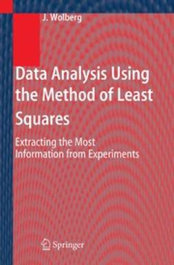 Wolberg, John - Data Analysis Using the Method of Least Squares, ebook