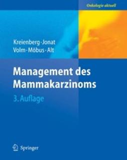 Alt, Dieter - Management des Mammakarzinoms, ebook