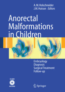 Hohlschneider, Alexander M. - Anorectal Malformations in Children, ebook