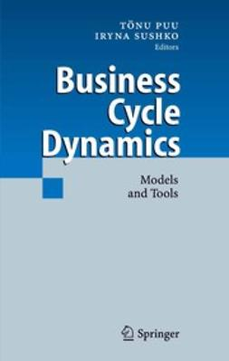 Puu, Tönu - Business Cycle Dynamics, e-kirja