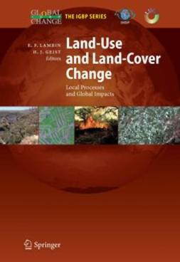 Geist, Helmut - Land-Use and Land-Cover Change, ebook