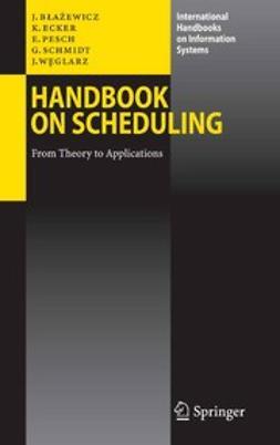 Błażewicz, Jacek - Handbook on Scheduling, ebook