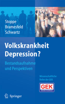 Bramesfeld, Anke - Volkskrankheit Depression?, ebook