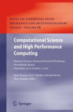 Krause, Egon - Computational Science and High Performance Computing, ebook