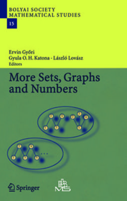 Győri, Ervin - More Sets, Graphs and Numbers, ebook