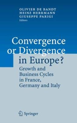 Bandt, Olivier - Convergence or Divergence in Europe?, ebook