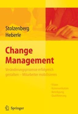 Heberle, Krischan - Change Management, ebook