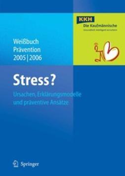 - Weißbuch Prävention 2005/2006, ebook