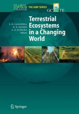 Canadell, Josep G. - Terrestrial Ecosystems in a Changing World, e-bok