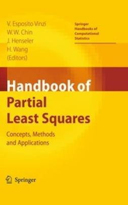 Vinzi, Vincenzo Esposito - Handbook of Partial Least Squares, ebook