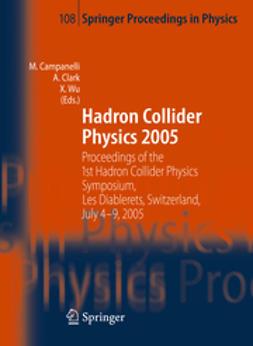 Hadron Collider Physics 2005