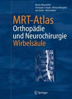 Heyde, Christoph E. - MRT-Atlas, ebook